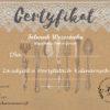 Certyfikat-grafika
